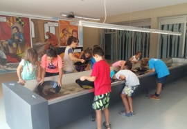 Workshops and school activities